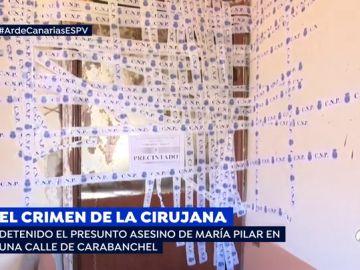 El estupor de la familia de la mujer asesinada en Tetuán al desconocer la existencia de su expareja, el presunto homicida