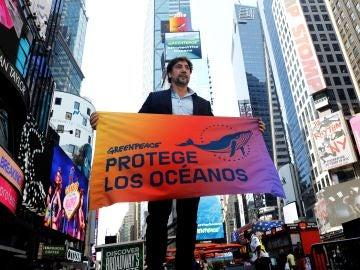 Javier Bardem en Nueva York