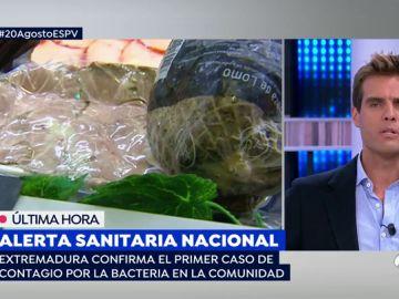 """Toda la familia de un hombre contaminada, salvo él, por consumir carne mechada contaminada: """"Lo puedo estar incubando, tengo que esperar"""""""