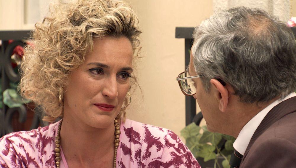 'Amar es para siempre': La emotiva despedida entre Quintero y Silvia