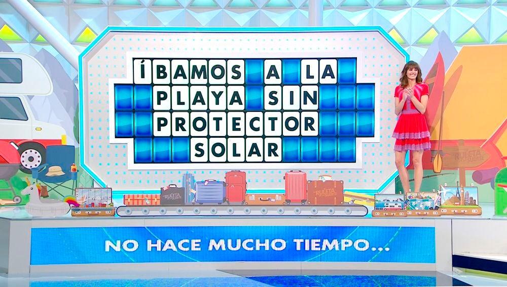 Los motivos que justifican por qué Jorge Fernández no utilizaba protector solar