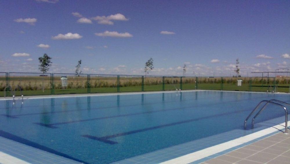 Piscina municipal de Fuenteguinaldo