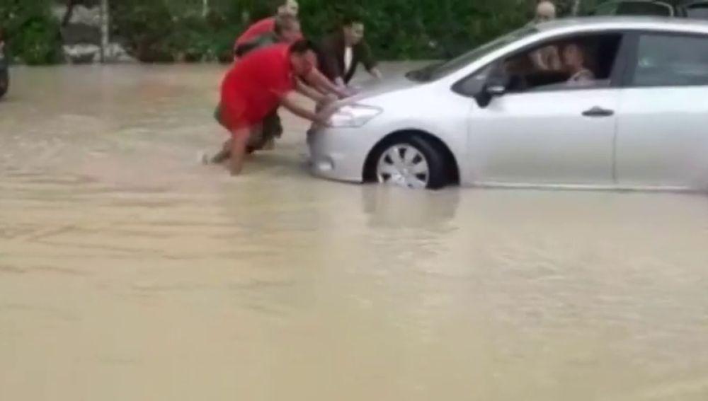 Alicante: el día más lluvioso de hace 160 años
