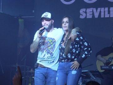 Anabel Pantoja y Kiko Rivera