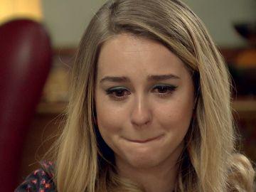 """Luisita reconoce que se le """"ha ido de la manos"""" la situación con Amelia"""