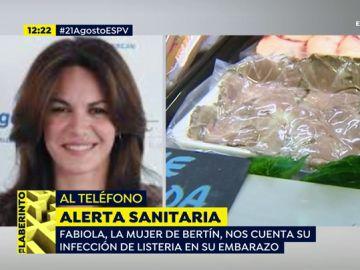 Fabiola, la mujer de Bertín Osborne, cuenta como afectó en su embarazo la infección por listeria