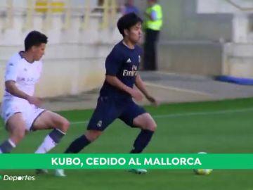 Kubo se convierte en nuevo jugador del Mallorca