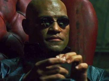 Morfeo en 'Matrix'
