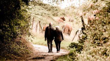 Matrimonio de ancianos