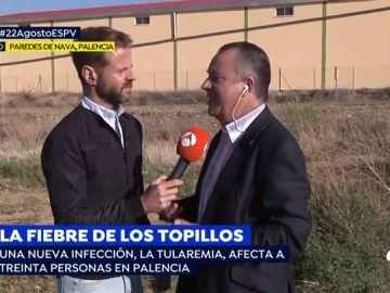 La fiebre de los topillos afecta a 30 personas en Palencia