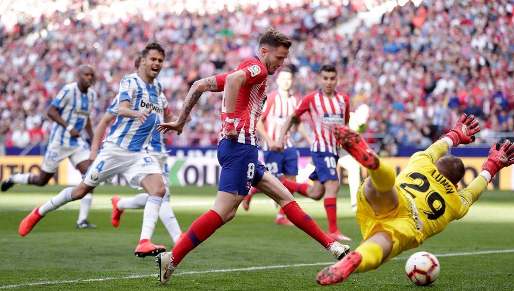 Atlético de Madrid-Leganés temporada 2018-2019