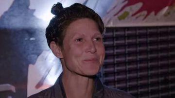 La ex actriz del porno Jeni Lee en el documental sobre la mendicidad los túneles de San Francisco