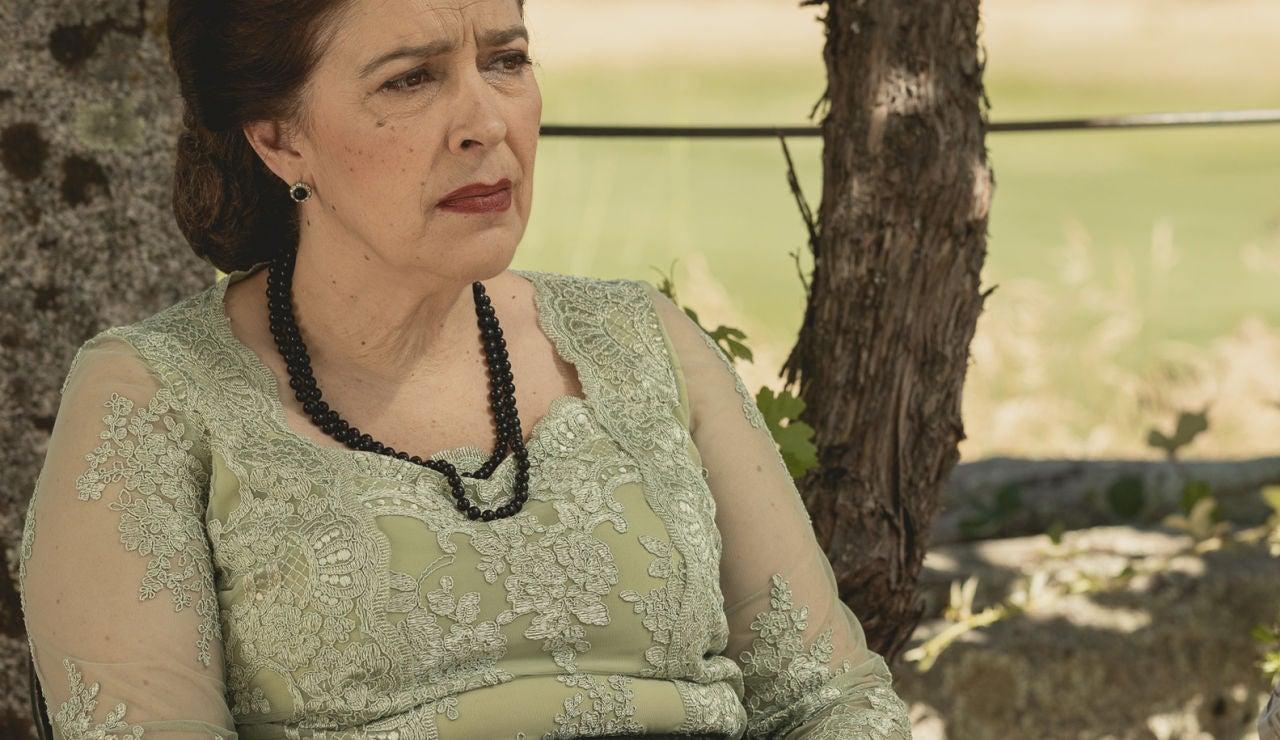 Francisca augura el peor destino para Puente Viejo super 1