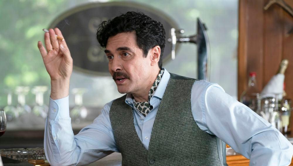 José Manuel Seda es Armando Ordóñez en 'Amar es para siempre'