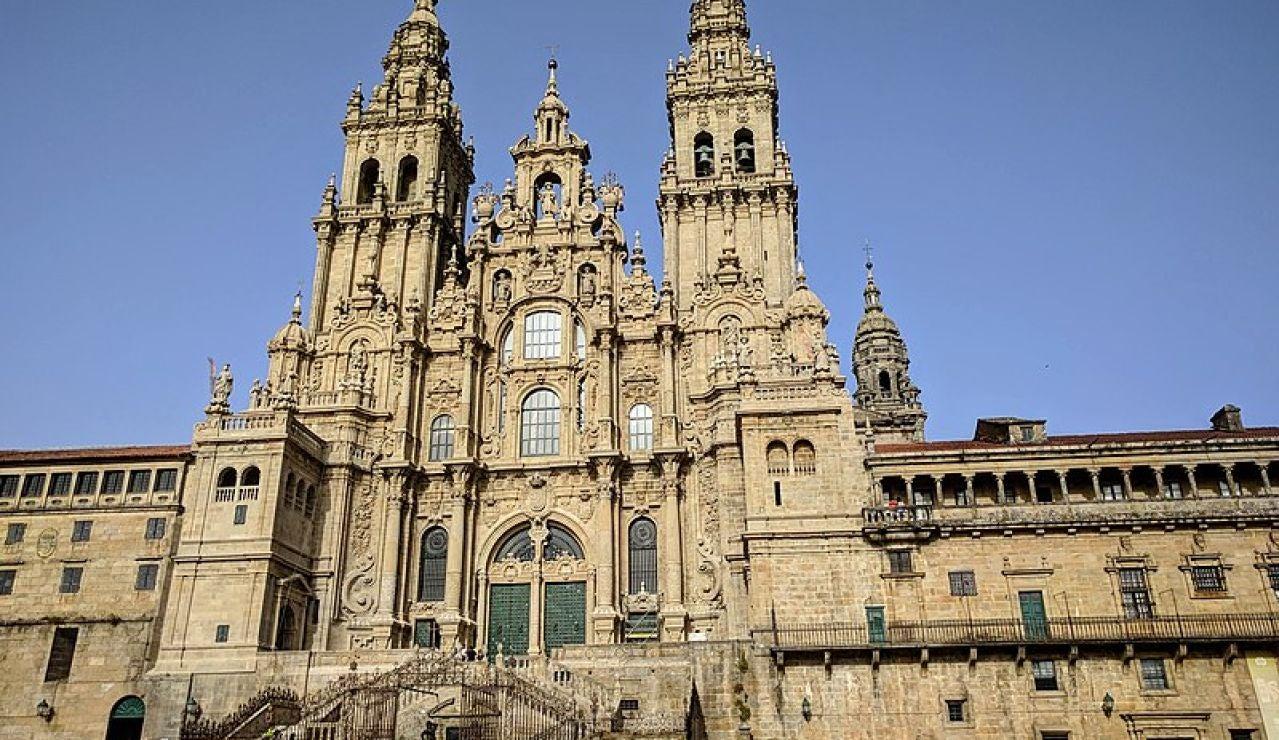 Imagen de archivo de Santiago de Compostela.
