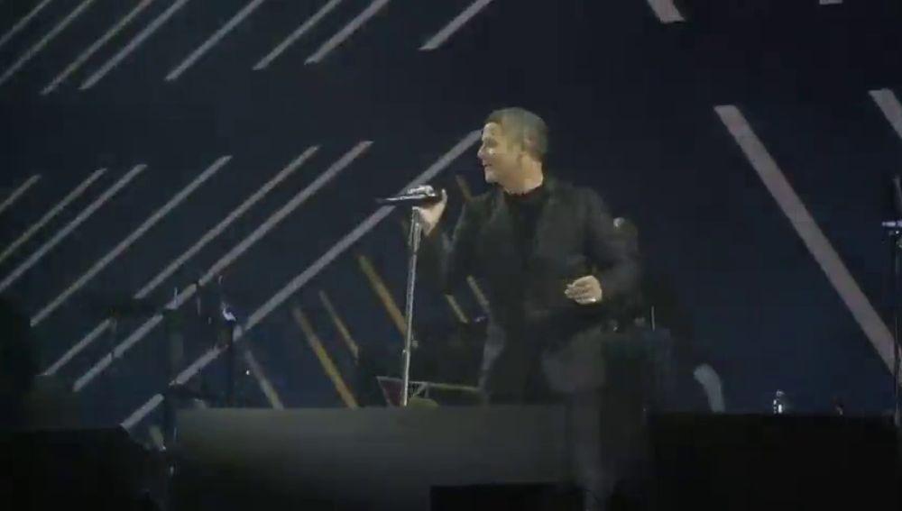 """Alejandro Sanz, de cruzada por los """"dreamers""""  inicia gira por  EE.UU"""