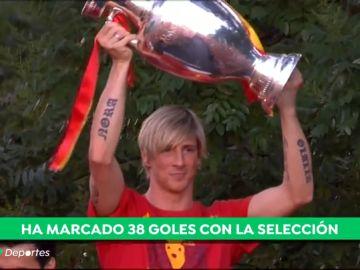 El adiós de una leyenda: Fernando Torres deja el fútbol tras haber hecho historia en el fútbol español