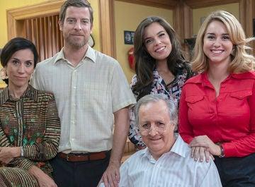 La familia Gómez en 'Amar es para siempre'