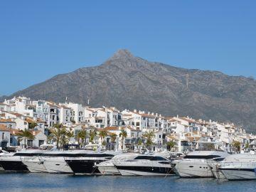 Liberado un joven danés tras 10 días secuestrado en una vivienda de Marbella