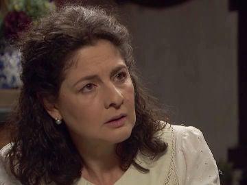 Marina descubre la gran trampa de su hija Esther