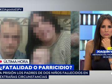 A prisión los padres de dos niños fallecidos en extrañas circunstancias