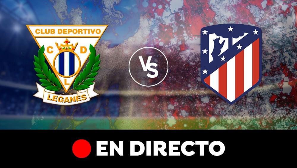 Segunda jornada de LaLiga: Leganés-Atlético de Madrid