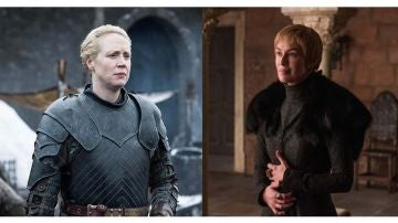 Cersei y Brienne de Tarth