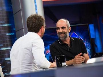 """Luis Tosar confiesa la """"incertidumbre"""" que vive un actor cuando está en paro"""