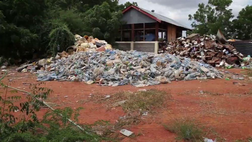 Penas de cárcel para quienes tengan bolsas de plástico en Tanzania