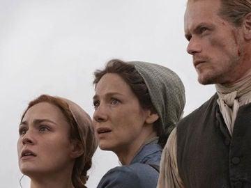 Foto promocional de 'Outlander'