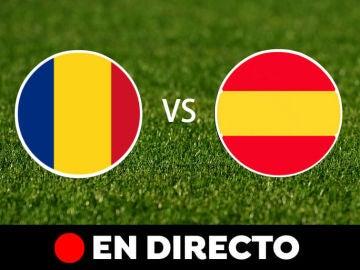 Rumanía - España: Partido de hoy de la Clasificación de la Eurocopa 2020 y resultado, en directo