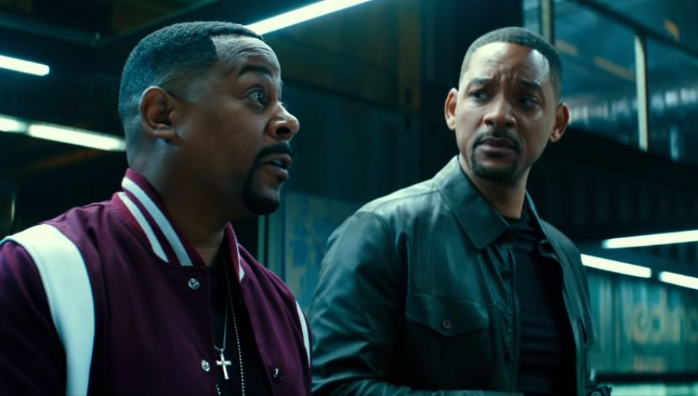 Martin Lawrence y Will Smith en 'Bad Boys for life'