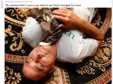 No quería un gato