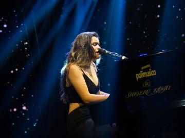 Amaia deslumbra con su voz cantando 'Nadie podría hacerlo' en 'El Hormiguero 3.0'