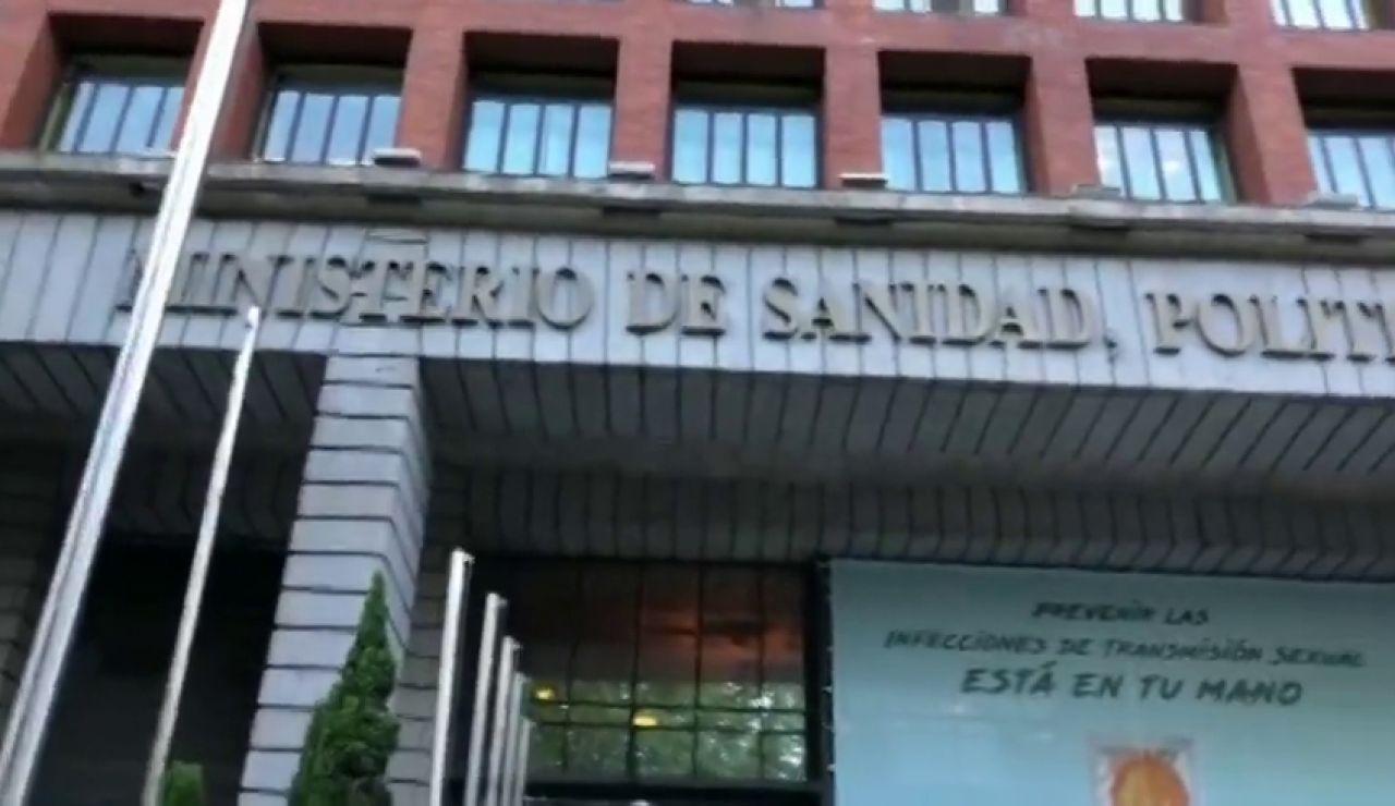 Evacuan el Ministerio de Sanidad por una falsa alarma de bomba