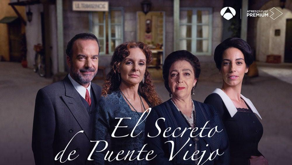 Descubre la nueva cabecera de 'El Secreto de Puente Viejo'