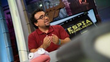 ¿Cómo espían compañías como Google y cuánto saben de nosotros? Suko lo revela en su debut en 'El Hormiguero 3.0'