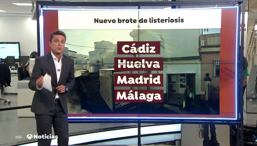 Nuevo brote de listeria por carne contaminada de la marca 'Sabores de Paterna'