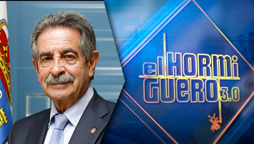 Miguel Ángel Revilla analiza el inicio del curso político este lunes en 'El Hormiguero 3.0'