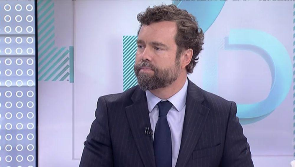 """Espinosa de los Monteros: """"Los niños que mueren en España lo hacen mayoritariamente a manos de sus madres"""""""