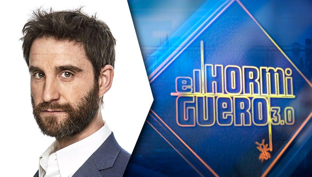 Dani Rovira visita el próximo jueves 'El Hormiguero 3.0' para hablar de su nuevo show y de sus proyectos en cine