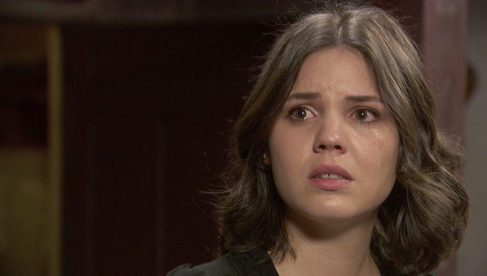 Marcela en 'El secreto de Puente Viejo'