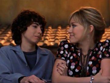 Gordo y Lizzie McGuire en 'Lizzie McGuire Superstar'