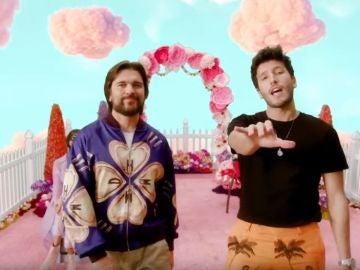 Videoclip de Sebastián Yatra y Juanes