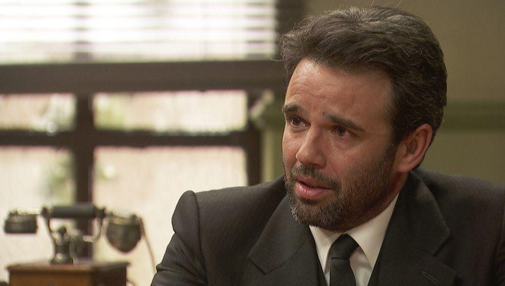 Carmelo en 'El secreto de Puente Viejo'