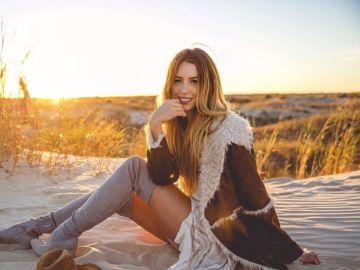La cantante Kylie Rae Harris