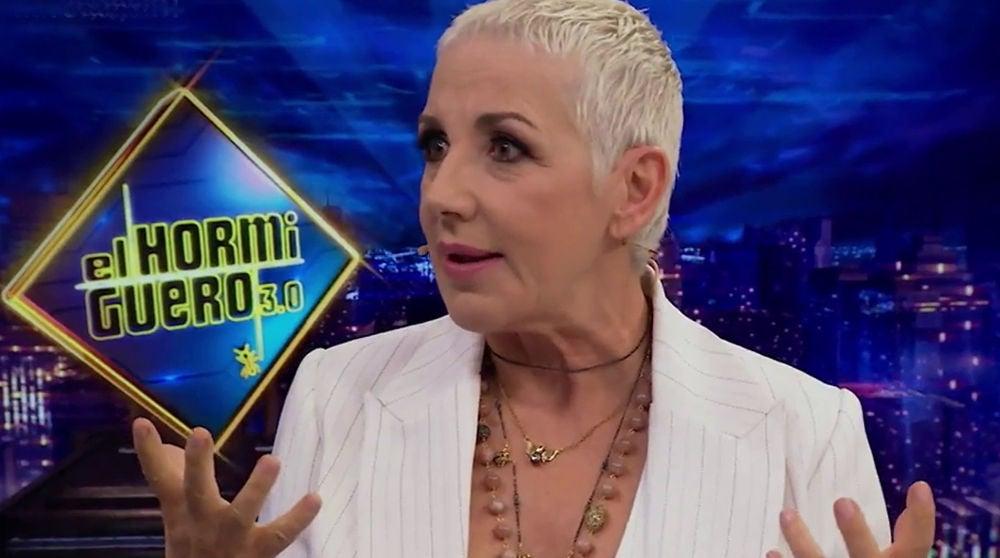 Ana Torroja en 'El Hormiguero 3.0'