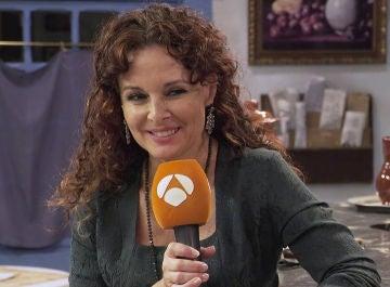 Silvia Marsó desvela todos los secretos de su personaje en 'El Secreto de Puente Viejo'