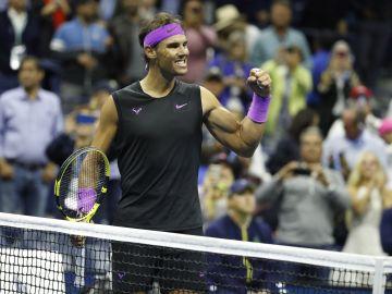 Nadal llega a la final del US Open