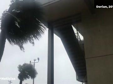 Dorian o Ling-ling, la tradición de poner nombre a los huracanes tiene más de un siglo